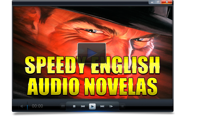 audio_novelas_ingles_relampago_com_filmes_speedy_english_imersao_total