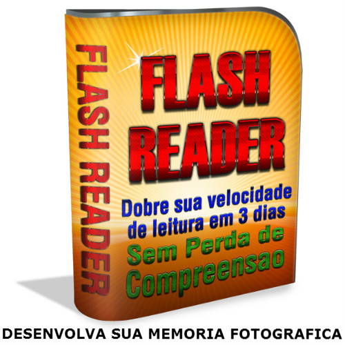 FOTO-LEITURA FLASH READER