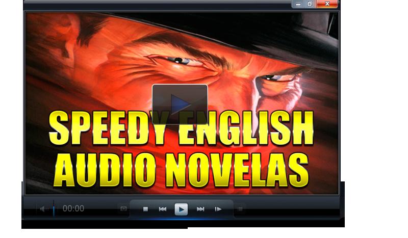 audio_novelas_ingles_relampago_com_filmes_speedy_english_imersao_total